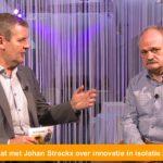 VASTGOED-Tv praat met Johan Strackx over lancering ULTRISO
