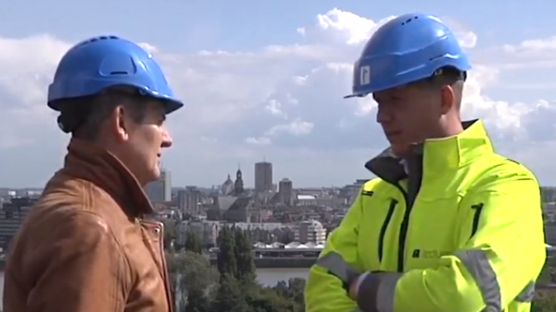 Pieter van Tectum Group over dakrenovatie (video)