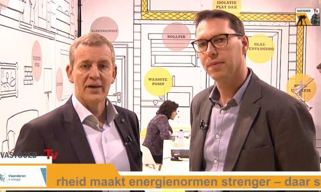 Geert Flipts Vlaams Energie Agentschap over centen
