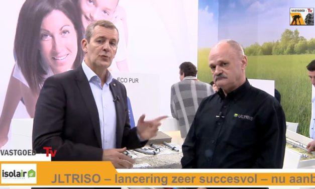 Johan Strackx over link ULTRISO met vloerverwarming