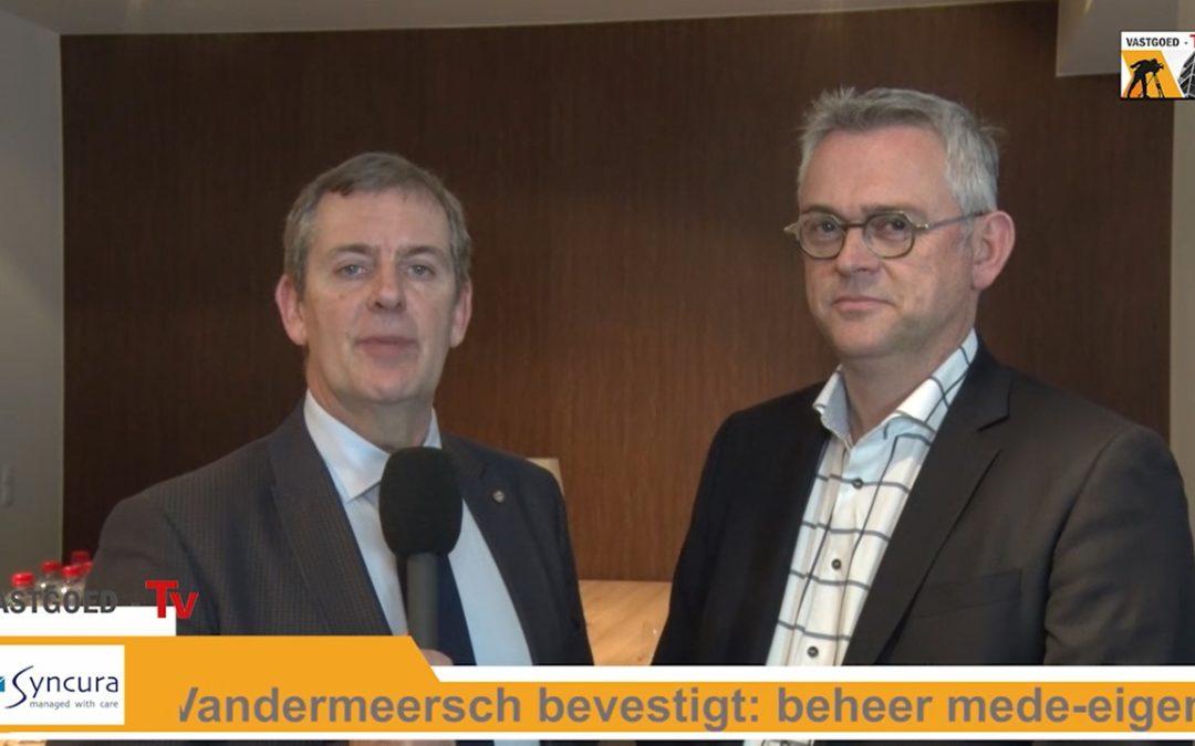 Tom Vandermeersch bevestigt ambities Syncura