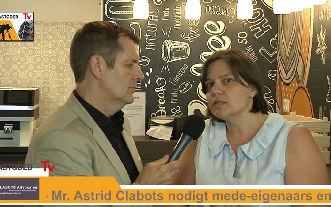 Juridisch expert Astrid Clabots weet waarom