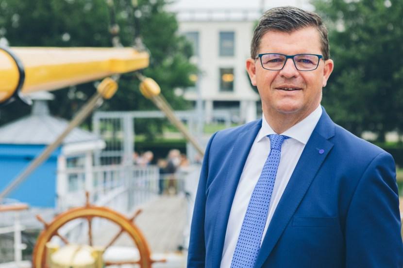 Eerste interview Bart Tommelein als burgemeester over bouwplannen Oostende
