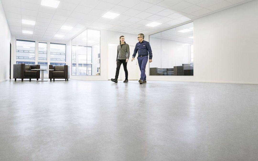 Mastertop vloersystemen gelanceerd op de europese markt