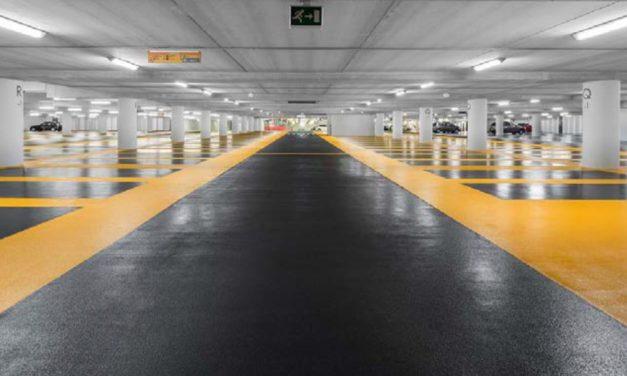 Renovatie parkeergaragevloer