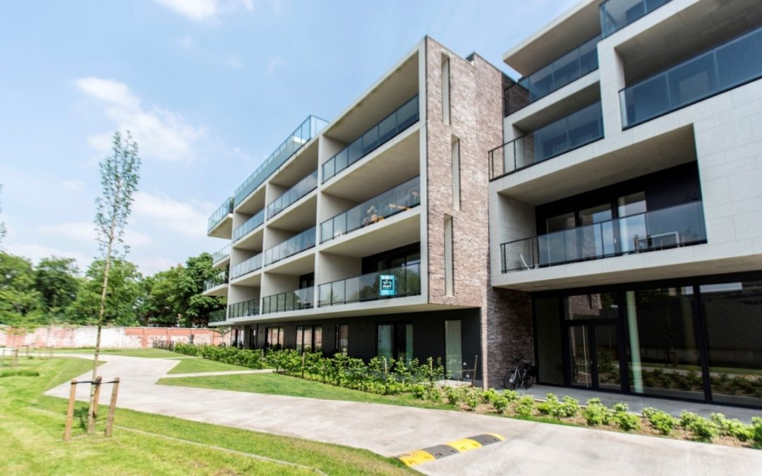Referentie: Residentie Waterfront in Roeselare