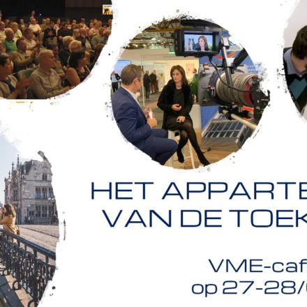 partner HET APPARTEMENT VAN DE TOEKOMST – VME-café GENT
