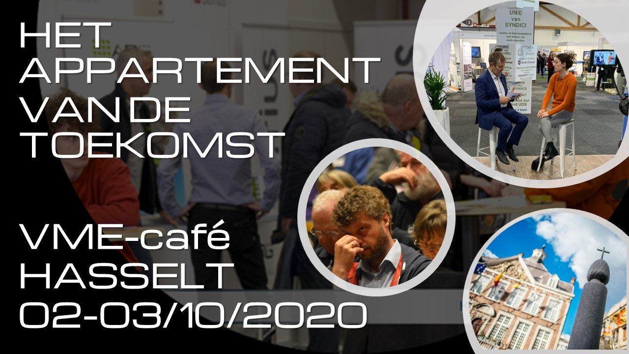 HET APPARTEMENT VAN DE TOEKOMST – VME-café HASSELT