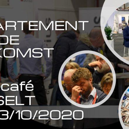partner HET APPARTEMENT VAN DE TOEKOMST – VME-café HASSELT