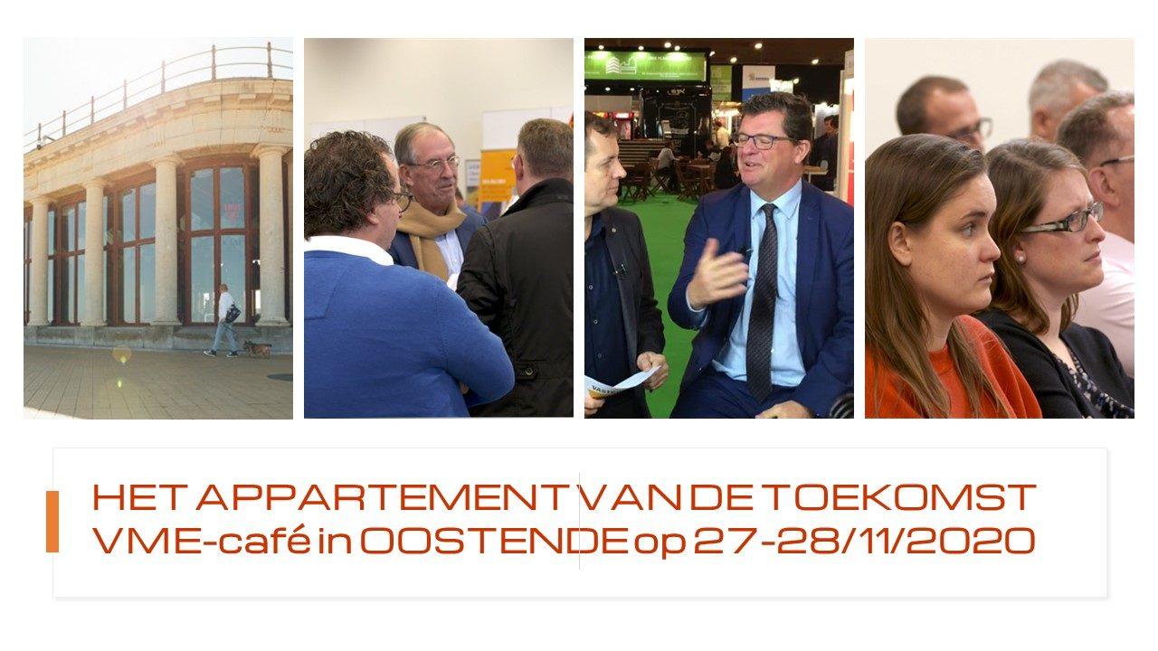 HET APPARTEMENT VAN DE TOEKOMST – VME-café OOSTENDE