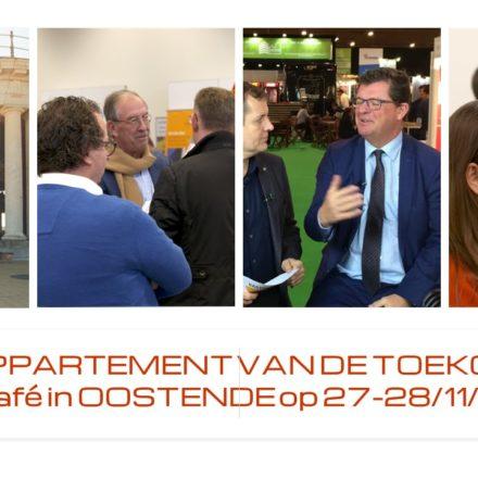 partner HET APPARTEMENT VAN DE TOEKOMST – VME-café OOSTENDE