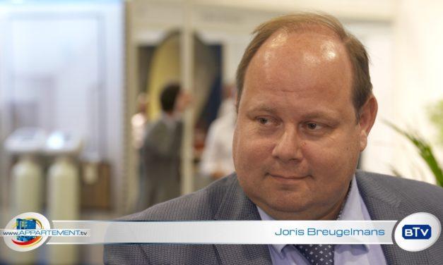 Joris Breugelmans ziet EPC gemeenschappelijke delen als opstap naar beter gebouwbeheer