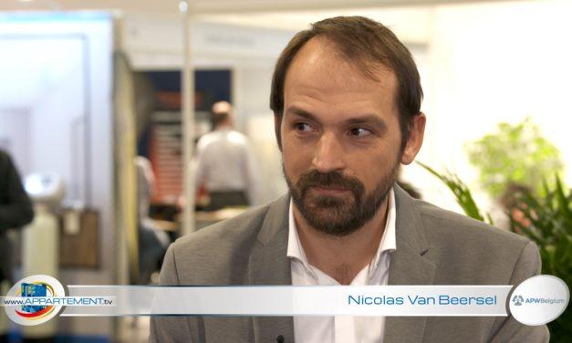 Nicolas Van Beersel biedt VME's cash voor hun zendmastcontracten