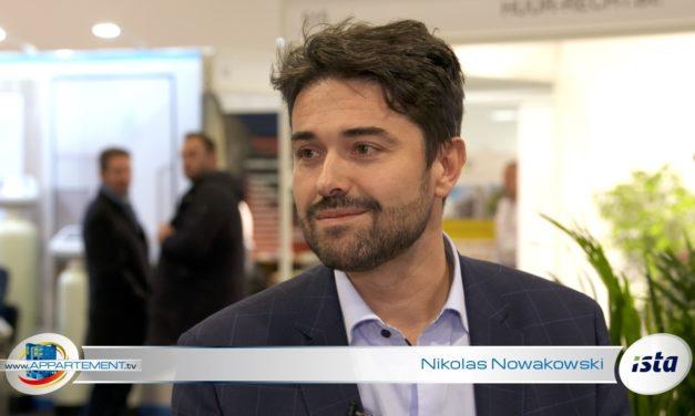 Nikolas Nowakowski informeert draadloos in functie van Europese richtlijn