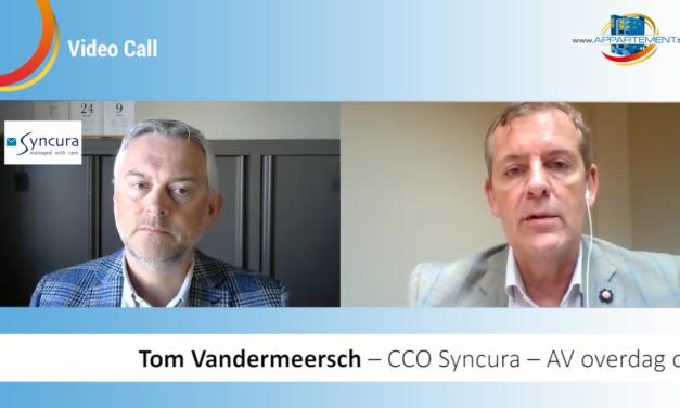 VIDEOCALL TOM VANDERMEERSCH – SYNCURA: SYNDICUS IN CORONATIJD
