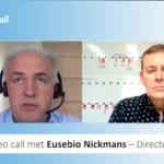 VIDEOCALL EUSEBIO NICKMANS: PROXIMUS VERSNELT ROLL OUT FIBER