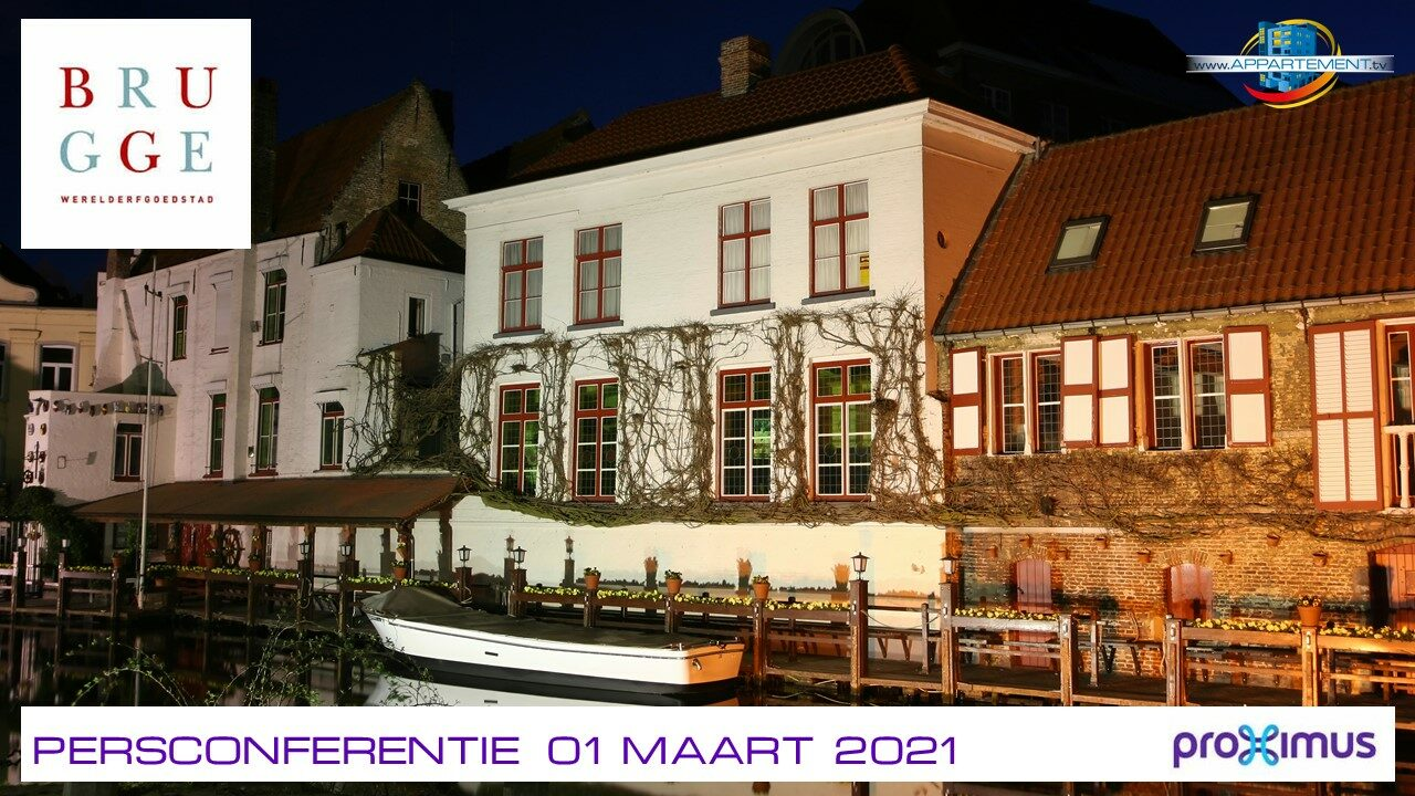 PERSCONFERENTIE – Brugge