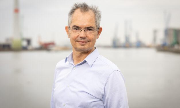 ENERGIEDAG Antwerpen – 10 Chris Sap belooft dat ENGIE Solutions flexibel op toekomst zal inspelen