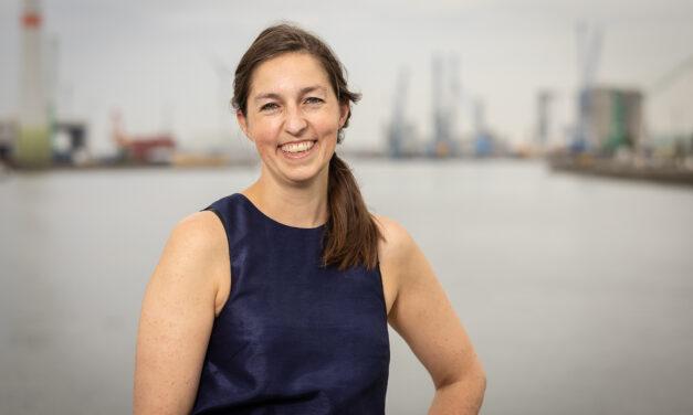 ENERGIEDAG Antwerpen – 8 Britt Berghs heeft toekomstambities met VME en appartementen