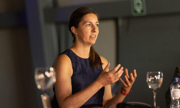 ENERGIEDAG Antwerpen – 5 Britt Berghs EcoHuis over alliantie met syndici